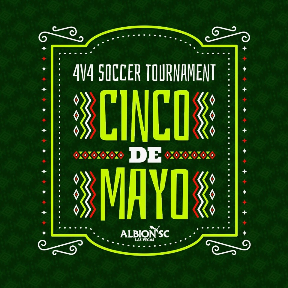 Cinco De Mayo 4v4 Tournament